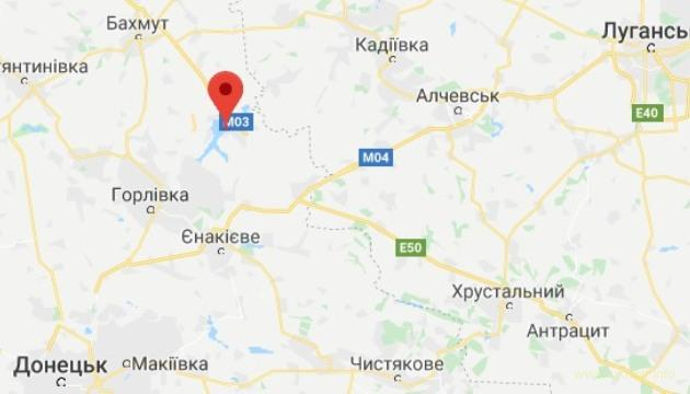 Оккупанты опять применили РСЗО Град на Донбассе