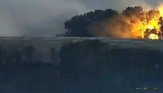 Пятеро оккупантов самоуничтожились, удачно пожарив шашлык