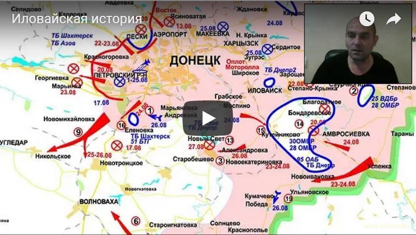 Иловайская история