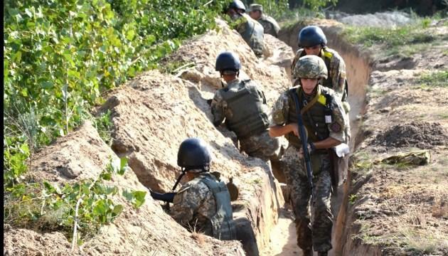 Силы ООС, оттеснив русских оккупантов, замкнули кольцо безопасности вокруг Торецка