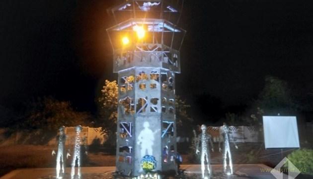 На Одесщине открыли памятник «киборгам». Героям слава!