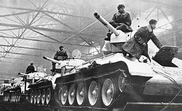 Если бы не США, Германия стерла бы СССР с лица земли