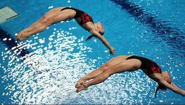 Украина проведет ЧЕ-2019 по прыжкам в воду
