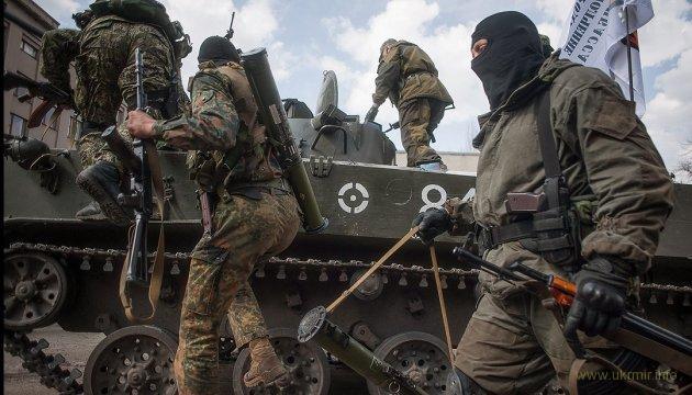 В Макеевке боевики похитили группу подростков