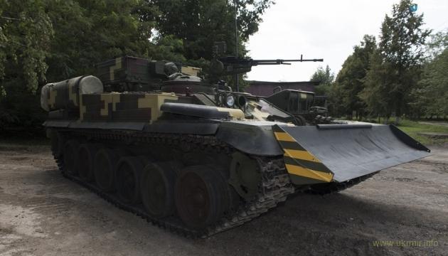 Успешно завершены испытания бронемашины «Лев»