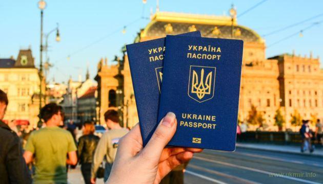 Україна посіла 24 місце за «силою паспорта»