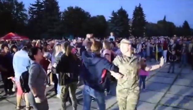 Свято української пісні на українському Донбасі