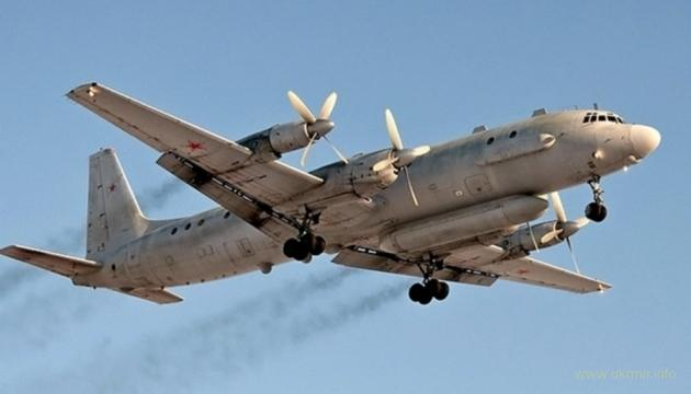 Военные РФ сбили свой Ил-20