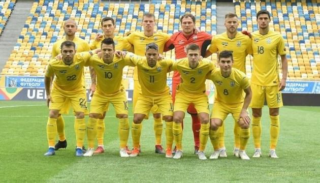 Україна має найбільший прогрес серед збірних світу у рейтингу ФІФА