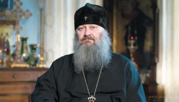 В базу «Миротворца» попал наместник Киево-Печерской лавры Паша-Мерседес