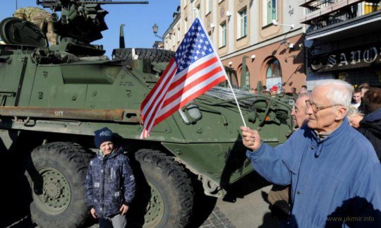 Трамп поддерживает ввод американских войск в Польшу
