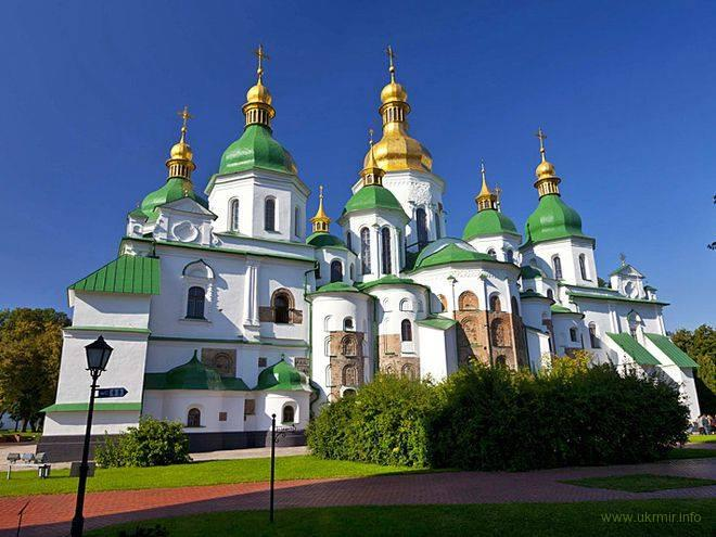 Перелік об'єктів збудованих в Україні на особисті кошти Івана Мазепи
