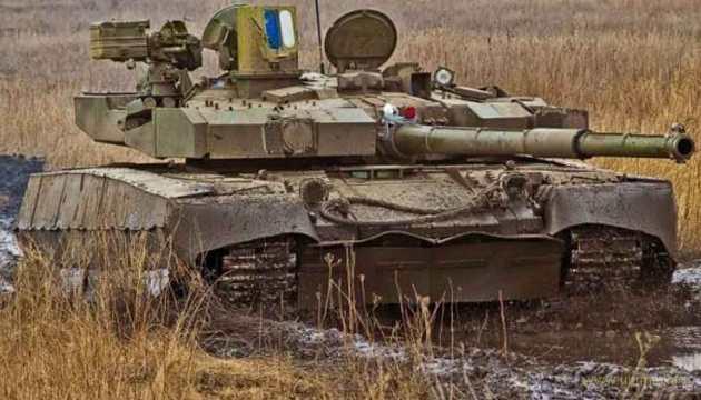 В Харькове модифицируют танк «Оплот»