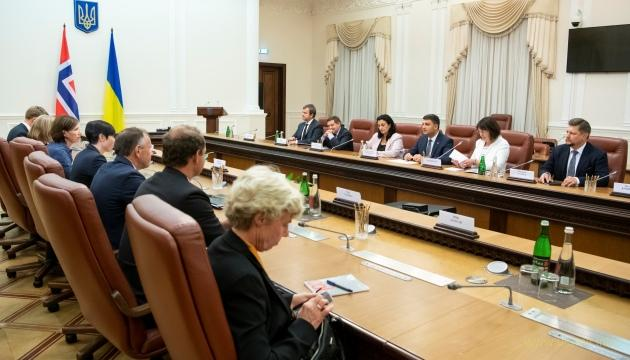 Українські реформи в добрих руках - Міністр МЗС Норвегії