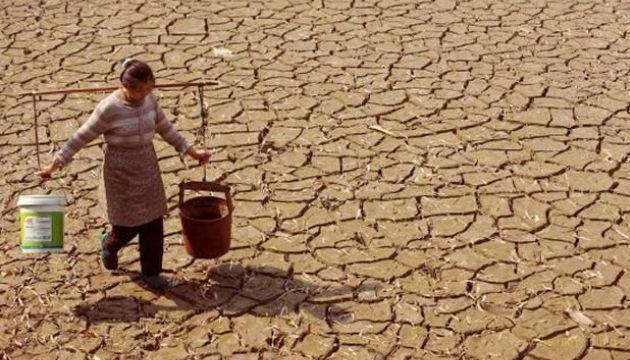 Без воды из Днепра Армянск обречен стать пустыней