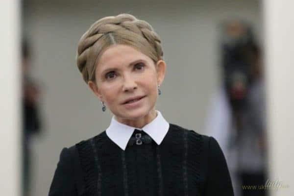 Методы Тимошенко копируют технологии Путина и руцкогомира