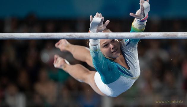 Украинцы взяли серебро в бадминтоне, плавании, бронзу в гимнастике