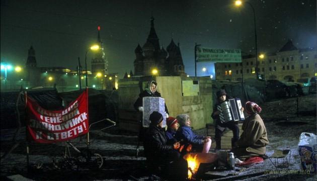 «Картина экономики» РФ в депрессивных тонах