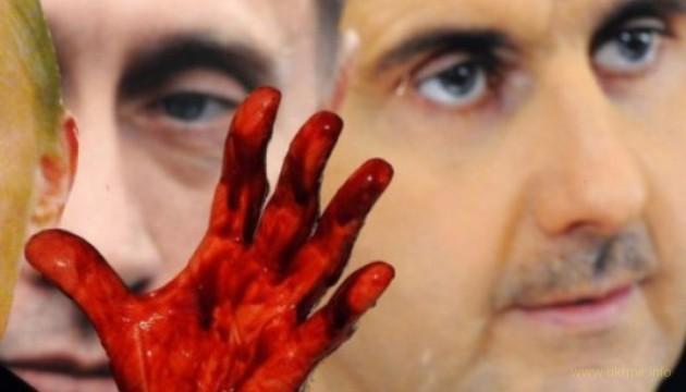 Расследование BBC: войска Асада совершили минимум 106 химических атак