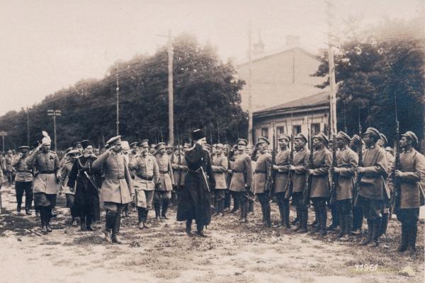 100 років тому гетьман Скоропадський розпочав відродження українського козацтва