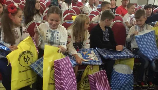 Варфоломей встретится с детьми воинов, погибших на Донбассе