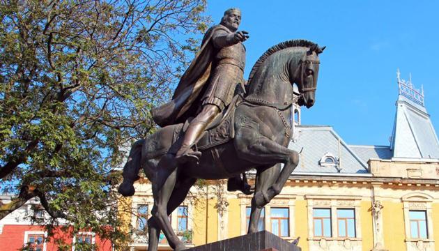 7 жовтня 1253 року короновано Данила Галицького