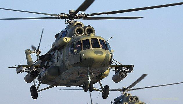 Украина будет ремонтировать вертолеты без российских комплектующих