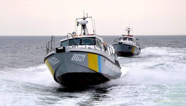 Украина - масштабные учения в Азовском море