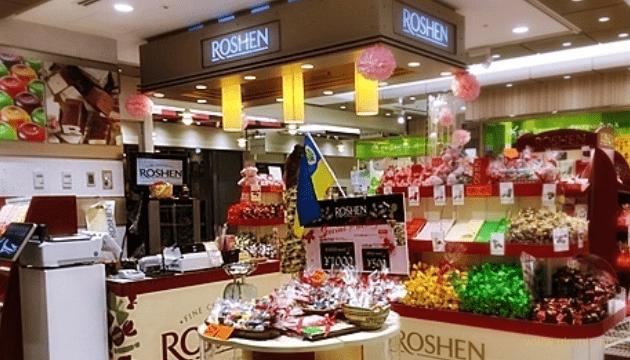 Roshen заявляет, что его конфеты на Крыме опасны для здоровья
