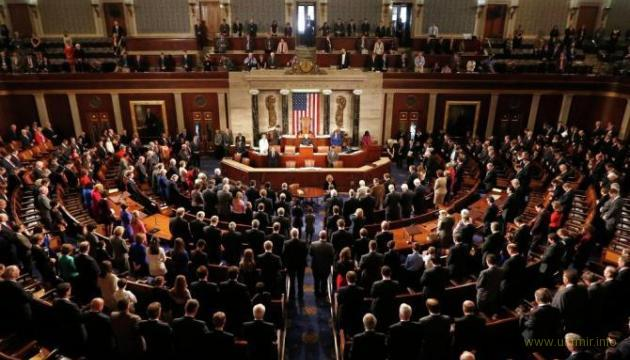 Палата представителей Конгресса США приняла резолюции об Азовском море и «Северном потоке-2»