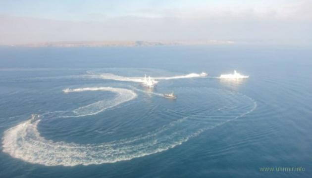 ЕС планирует заблокировать порты для российских кораблей