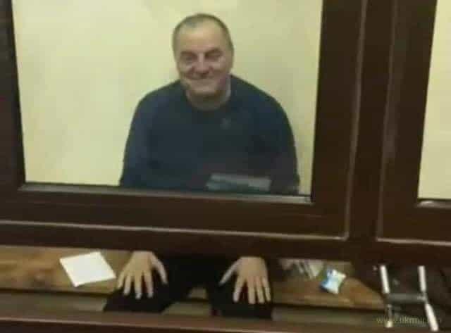 Того, что пленник на костылях, «свидетели» ФСБ не заметили