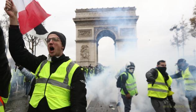 Шатуном желтожилеточников во Франции руководил новый глава ГРУ РФ