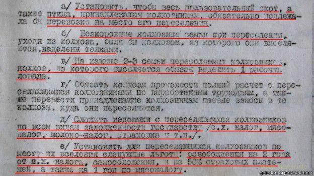 Как после Голодомора украинский Донбасс заселяли «русскими»
