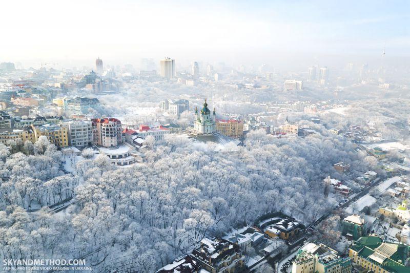 Вселенський центр православ'я напередодні свят