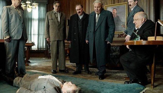 «Смерть Сталина» Европейская киноакадемия назвала лучшей комедией