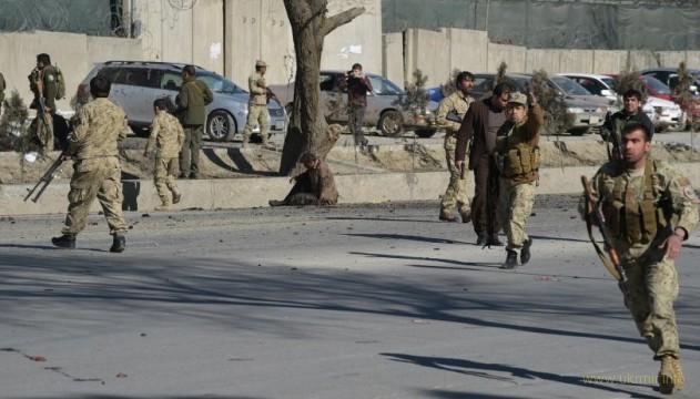 В Кабуле подорвался смертник, 12 погибших