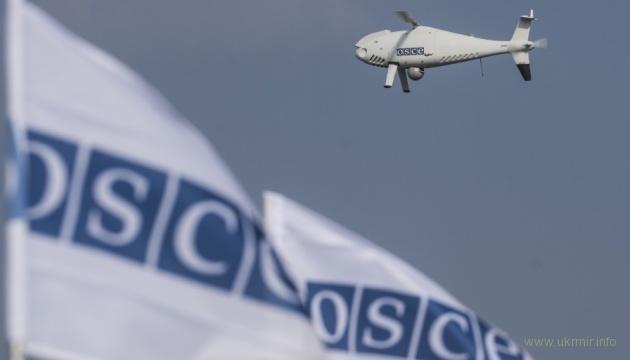 ОБСЕ зафиксировал возле Луганска «Гиацинты» русских оккупантов