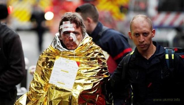 Взрыв в Париже: появилась информация о погибших