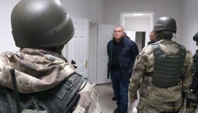 На Луганщине задержали танкиста оккупантов