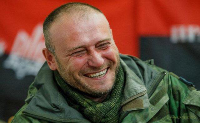 Истерика на росТВ из-за слов Яроша о Донбассе