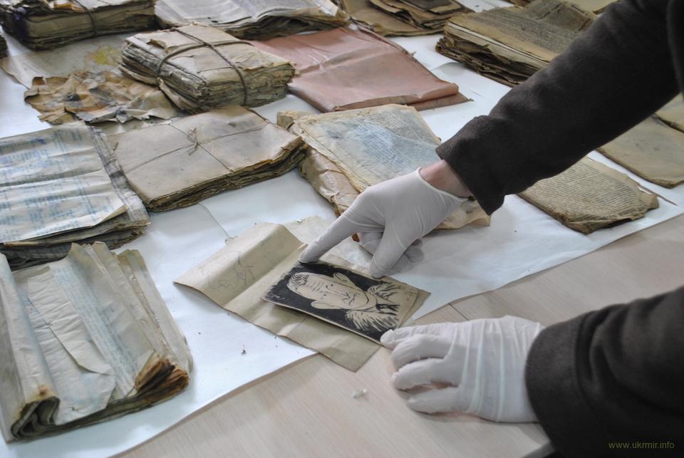 На Прикарпатті знайшли унікальні документи УПА