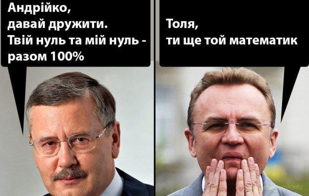 Садовий закликає Тимошенко поступитися йому місцем на виборах
