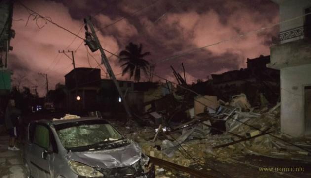 Торнадо разрушил столицу Кубы