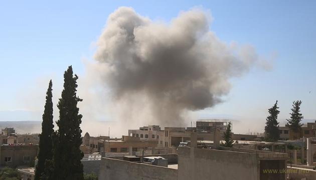 Алеппо: РФ опять бомбит мирных жителей