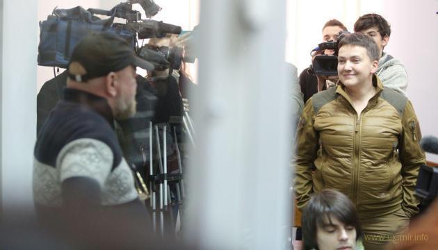 Дело Савченко и Рубана - суд состоится в Чернигове