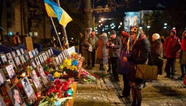 Сегодня, 18 февраля пятая годовщина расстрела Небесной Сотни