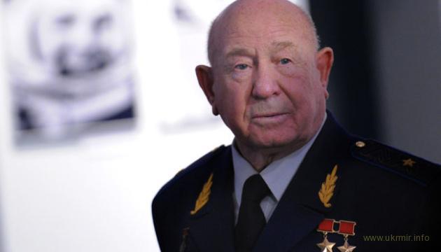 Космонавт Евгений Леонов бежал с России от преследования