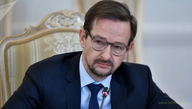 """Украина резко указала генсеку ОБСЕ: в Керченском проливе не """"напряжение"""", а вооруженная атака РФ"""