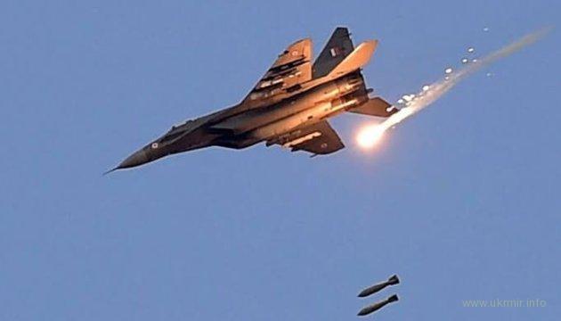 Индия впервые за 40 лет нанесла авиаудар по Пакистану